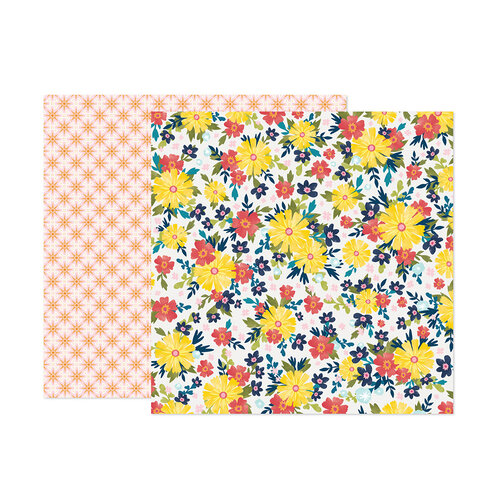 Paige Evans - Wonders Collection - 12 x 12 Double Sided Paper - Paper 4