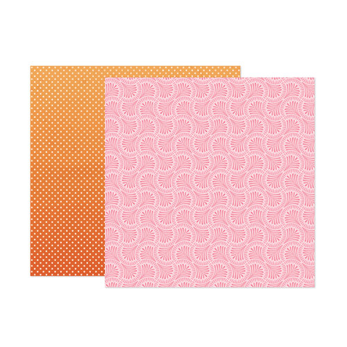 Paige Evans - Wonders Collection - 12 x 12 Double Sided Paper - Paper 5