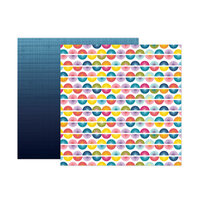 Paige Evans - Wonders Collection - 12 x 12 Double Sided Paper - Paper 6