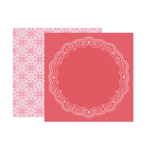 Paige Evans - Wonders Collection - 12 x 12 Double Sided Paper - Paper 10
