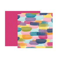 Paige Evans - Wonders Collection - 12 x 12 Double Sided Paper - Paper 13