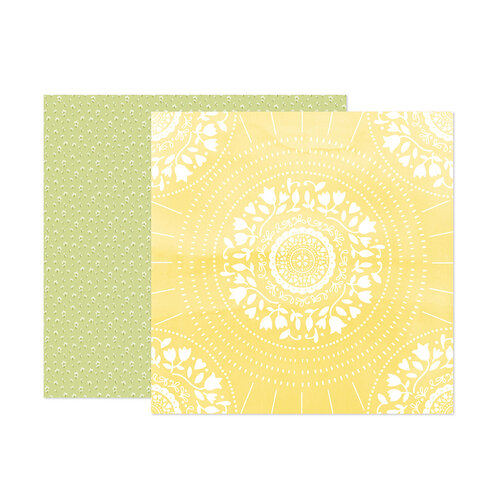 Paige Evans - Wonders Collection - 12 x 12 Double Sided Paper - Paper 14