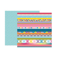 Paige Evans - Wonders Collection - 12 x 12 Double Sided Paper - Paper 15
