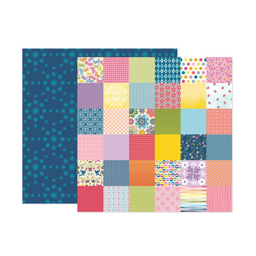 Paige Evans - Wonders Collection - 12 x 12 Double Sided Paper - Paper 20