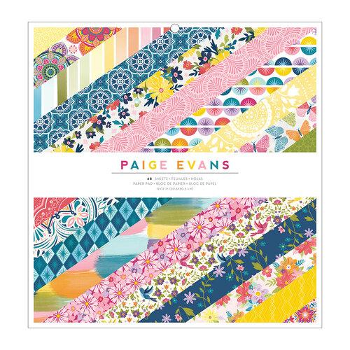 Paige Evans - Wonders Collection - 12 x 12 Paper Pad