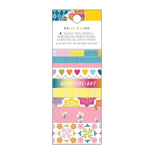 Paige Evans - Wonders Collection - Washi Tape