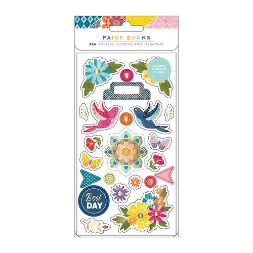 Paige Evans - Wonders Collection - Sticker Book