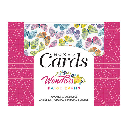 Paige Evans - Wonders Collection - Boxed Cards