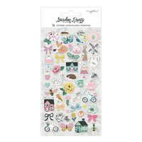 Maggie Holmes - Garden Party Collection - Puffy Stickers