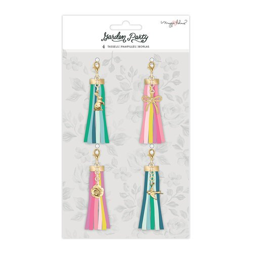 Maggie Holmes - Garden Party Collection - Tassels