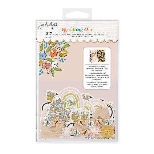 Jen Hadfield - Reaching Out Collection - Card Making Kit