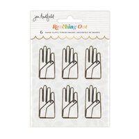 Jen Hadfield - Reaching Out Collection - Hand Clips