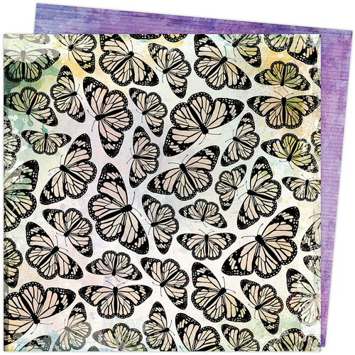 Vicki Boutin - Color Study Collection - 12 x 12 Double Sided Paper - Pretty Things