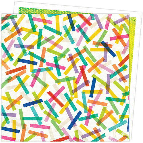 Vicki Boutin - Color Study Collection - 12 x 12 Double Sided Paper - Aesthetic