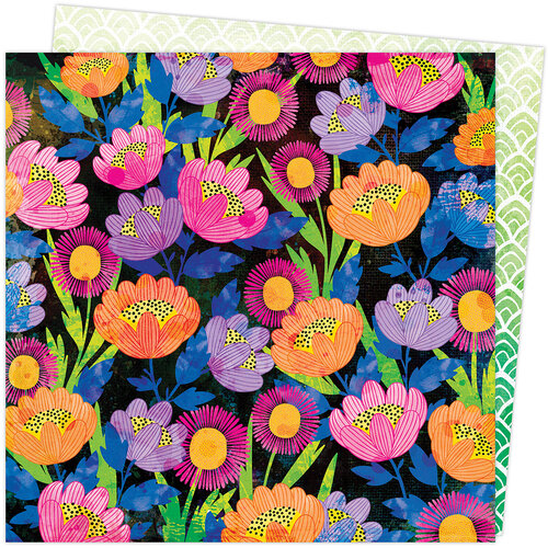 Vicki Boutin - Color Study Collection - 12 x 12 Double Sided Paper - Sketch Book