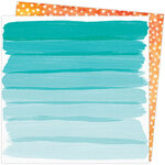Vicki Boutin - Color Study Collection - 12 x 12 Double Sided Paper - Palette