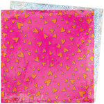 Vicki Boutin - Color Study Collection - 12 x 12 Double Sided Paper - Handmade
