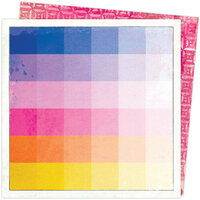 Vicki Boutin - Color Study Collection - 12 x 12 Double Sided Paper - Thumbnail