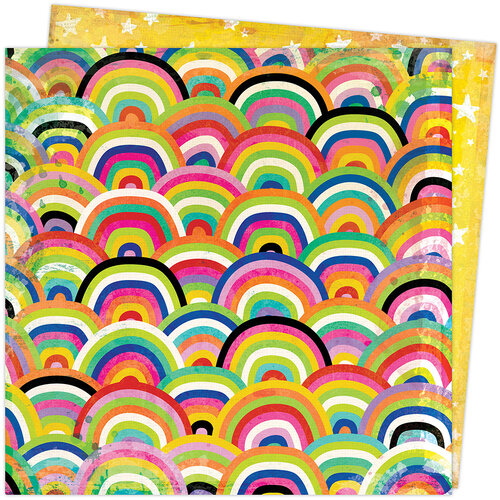 Vicki Boutin - Color Study Collection - 12 x 12 Double Sided Paper - Create