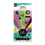Vicki Boutin - Color Study Collection - Clear Acrylic Stamps - Hello