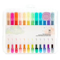 American Crafts - Creative Devotion Draw Near Collection - Fineliner Pen Set