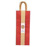 American Crafts - Fancy That Collection - Wine Gift Bags - Brights - 6 pack