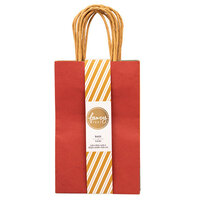 American Crafts - Fancy That Collection - Small Gift Bags - Brights - 6 Pack