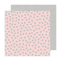 Jen Hadfield - Peaceful Heart Collection - 12 x 12 Double Sided Paper - Be Kind
