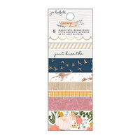 Jen Hadfield - Peaceful Heart Collection - Washi Tape with Gold Foil Accents