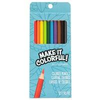 Colorbok - Make It Colorful Collection - Colored Pencils