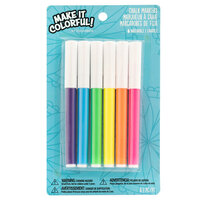 Colorbok - Make It Colorful Collection - Chalk Markers