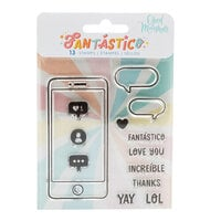Obed Marshall - Fantastico Collection - Clear Acrylic Stamps