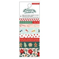 Crate Paper - Busy Sidewalks Collection - Christmas - Washi Tape