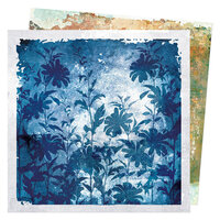 Vicki Boutin - Fernwood Collection - 12 x 12 Double Sided Paper - Fable