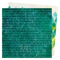 Vicki Boutin - Fernwood Collection - 12 x 12 Double Sided Paper - Wonderful Things