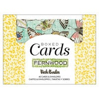 Vicki Boutin - Fernwood Collection - Boxed Cards