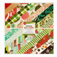 Vicki Boutin - Warm Wishes Collection - Christmas - 12 x 12 Paper Pad