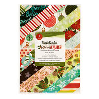 Vicki Boutin - Warm Wishes Collection - Christmas - 6 x 8 Paper Pad