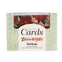 Vicki Boutin - Warm Wishes Collection - Christmas - Boxed Cards
