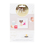 American Crafts - Dear Lizzy Collection - Documentary - MINC - Watercolor Tags