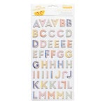 American Crafts - Finders Keepers Collection - Thickers - Follow - Multicolor