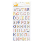 American Crafts - Amy Tangerine Collection - Finders Keepers - Thickers - Follow - Multicolor