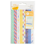 American Crafts - Amy Tangerine Collection - Finders Keepers - Washi Book