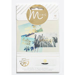 American Crafts - Finders Keepers Collection - MINC - Postcard Kit