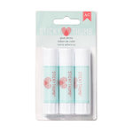 American Crafts - Adhesives - Sticky Thumb - Clear Glue Stick