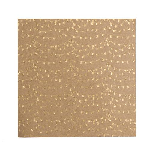 american crafts foil paper