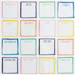 American Crafts - Finders Keepers Collection - 12 x 12 Transparency - Search