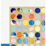 American Crafts - Finders Keepers Collection - 12 x 12 Double Sided Paper - Magnify