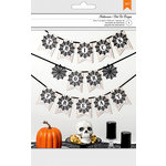 American Crafts - Halloween Collection - Banners - Trick Or Treat