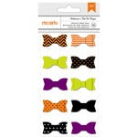 American Crafts - Halloween Collection - Ribbon Bows